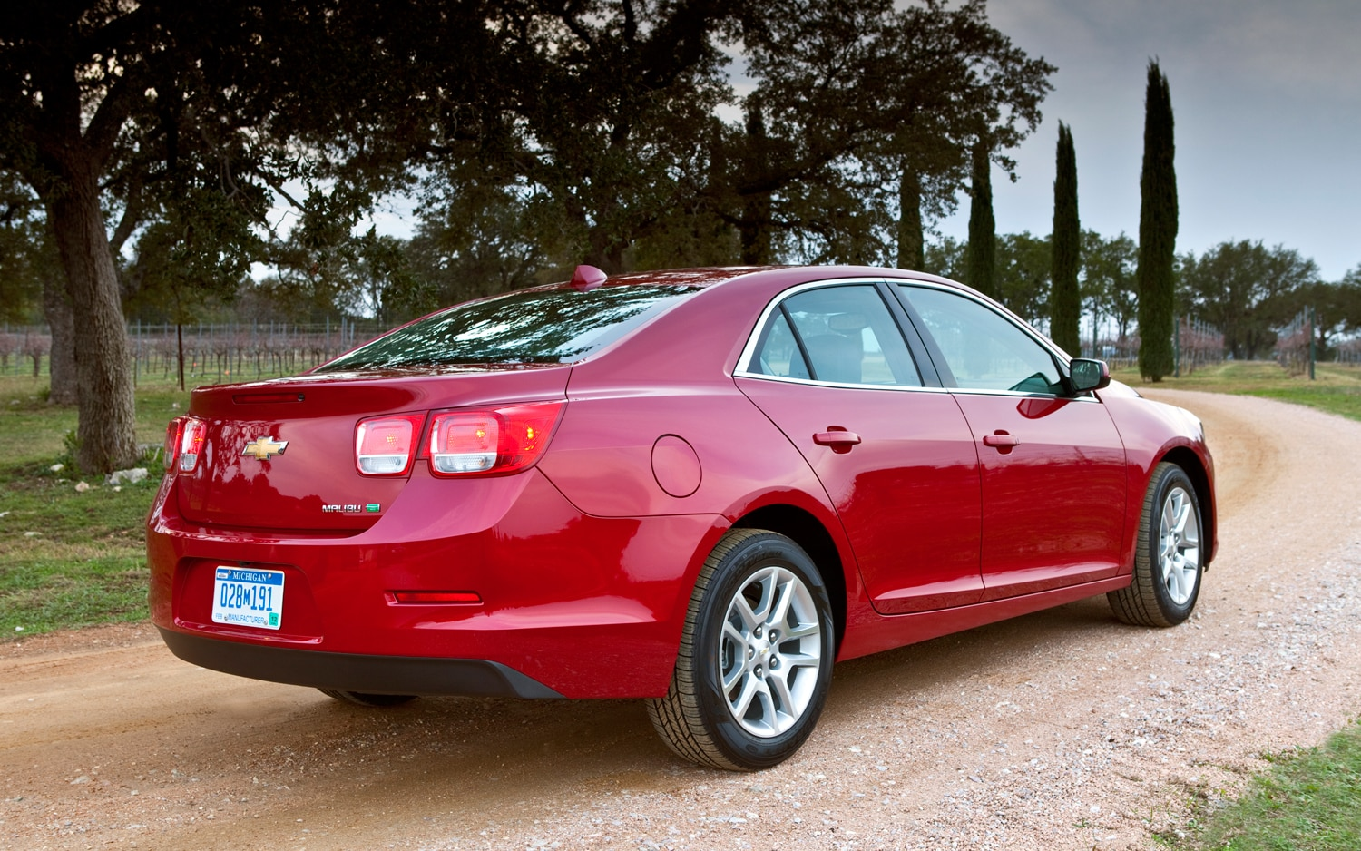 See How the 2013 Chevrolet Malibu is Made on the Latest Wide Open ...