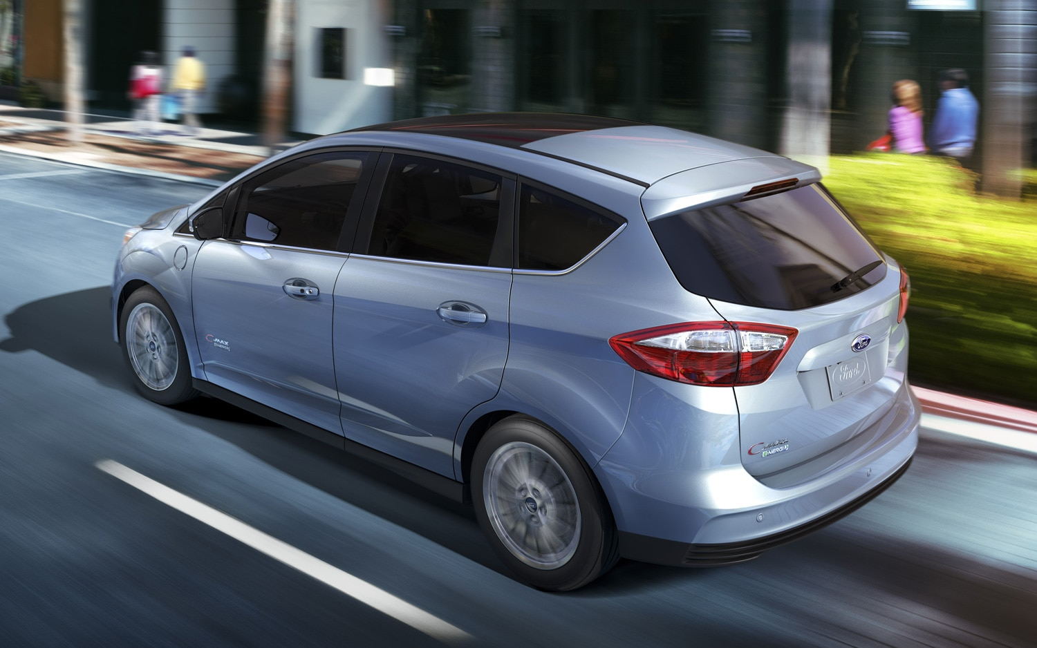 Ford C Max Hybrid Gets 47 47 47 Mpg C Max Energi Does 85 Mph On