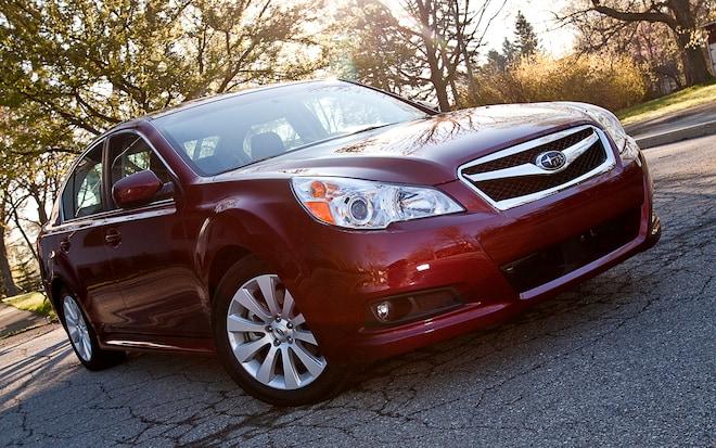 2012 Subaru Legacy 36r Limited Automobile Magazine