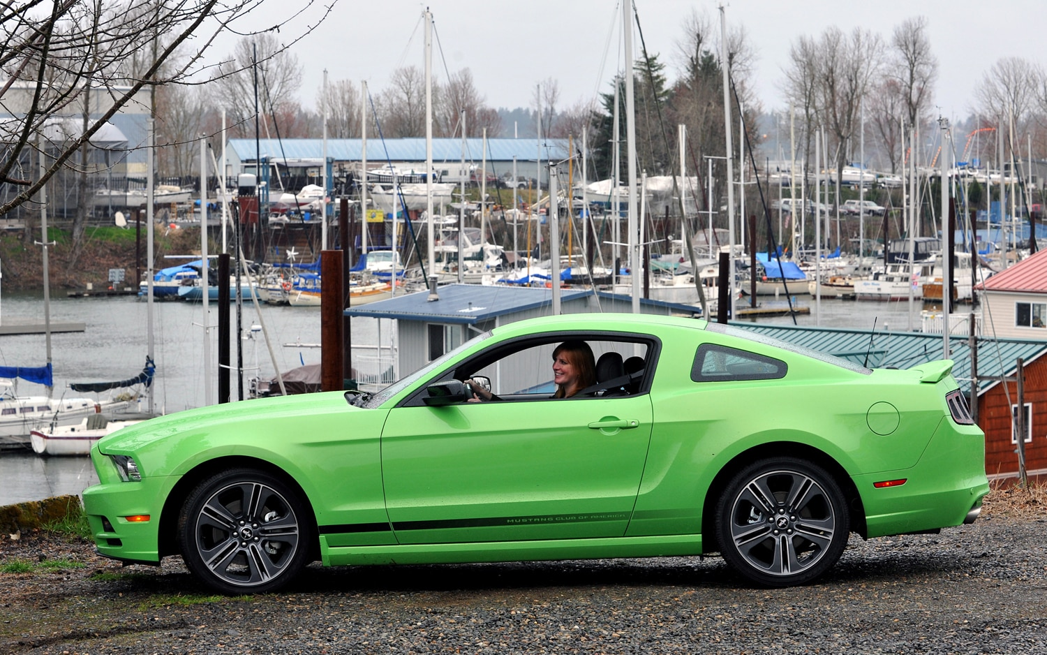 2013 ford mustang v6 premium coupe automobile magazine