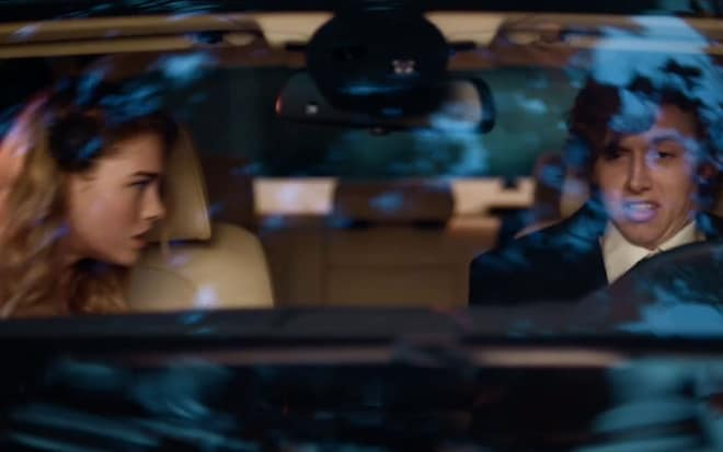 BMW Rearview Camera Commercial Kids In Car1