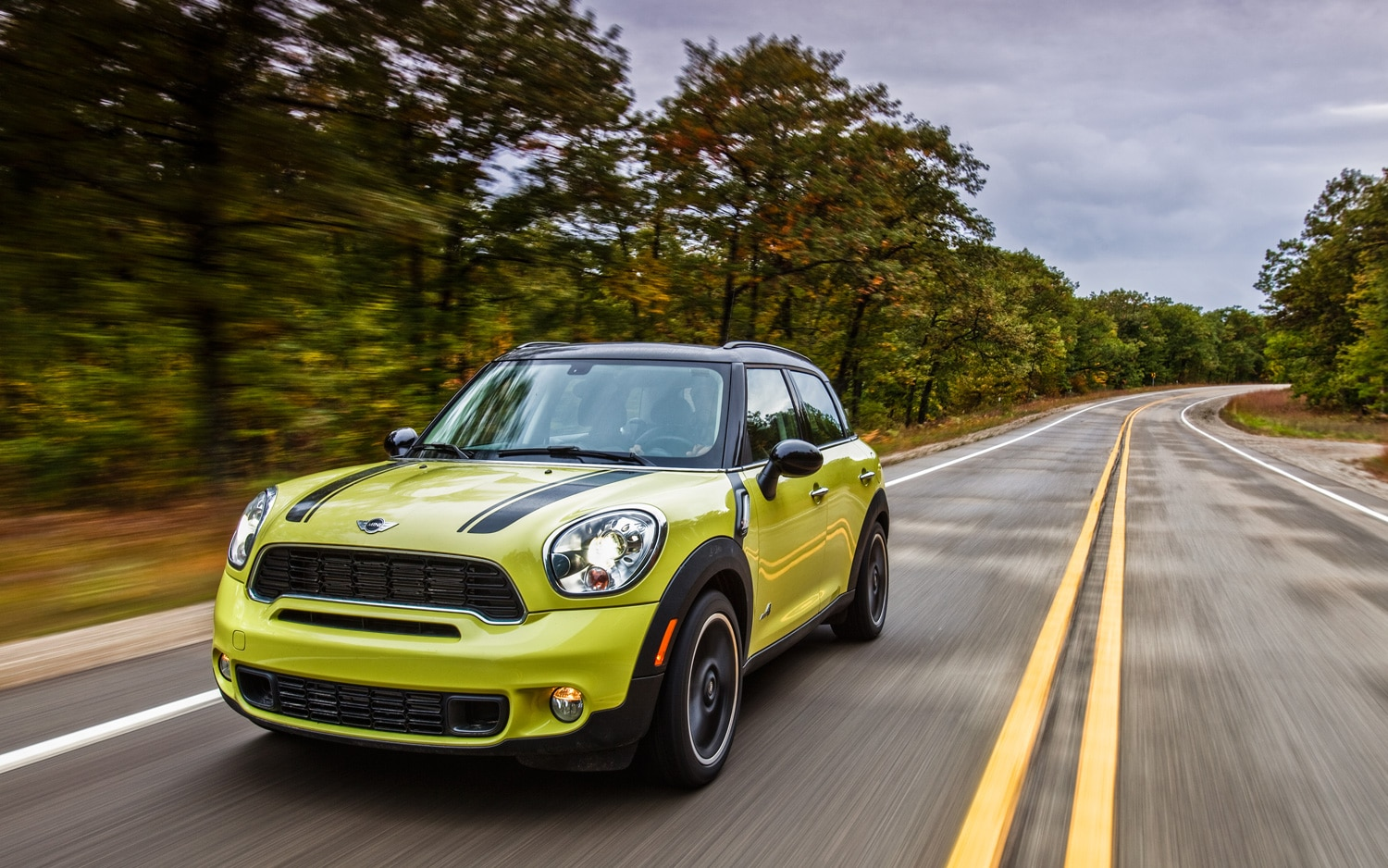 2011 Mini Cooper S Countryman All4 Bigger Doesnt Mean Better