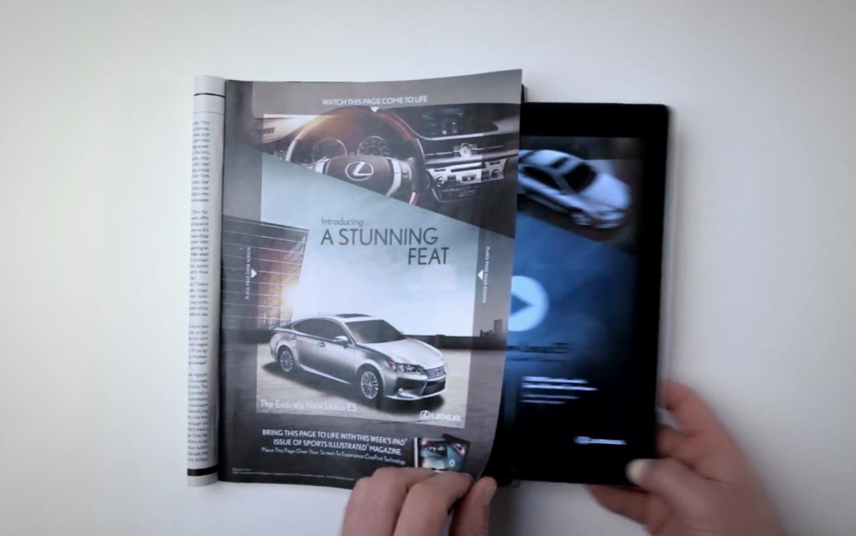 2013 Lexus ES CinePrint Image 31