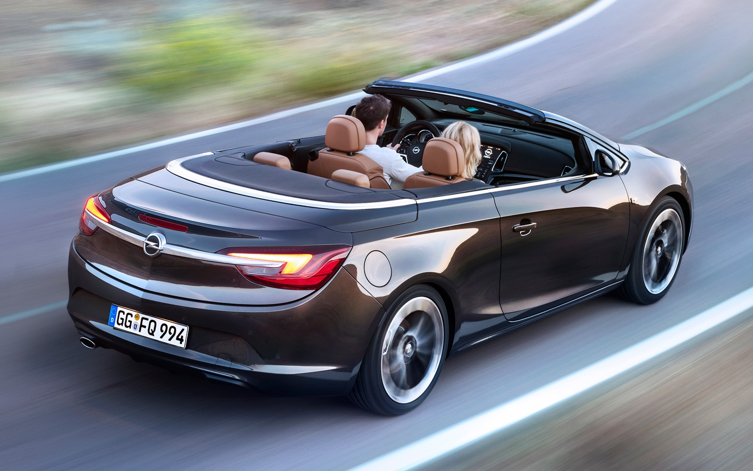 Opel Cascada Convertible Revealed -- Would It Make A Good ...