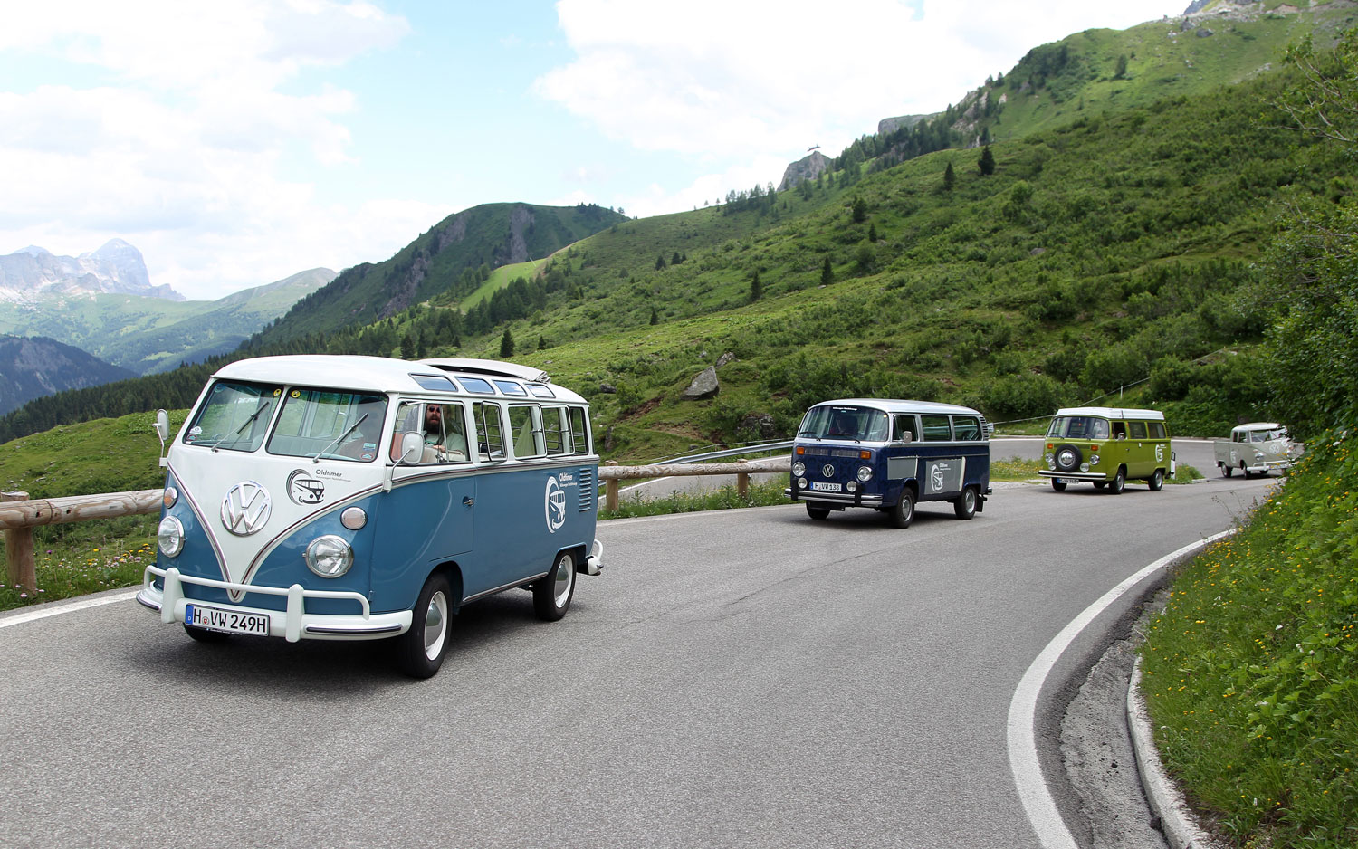 After 60 Plus Years Volkswagen Microbus Production Will