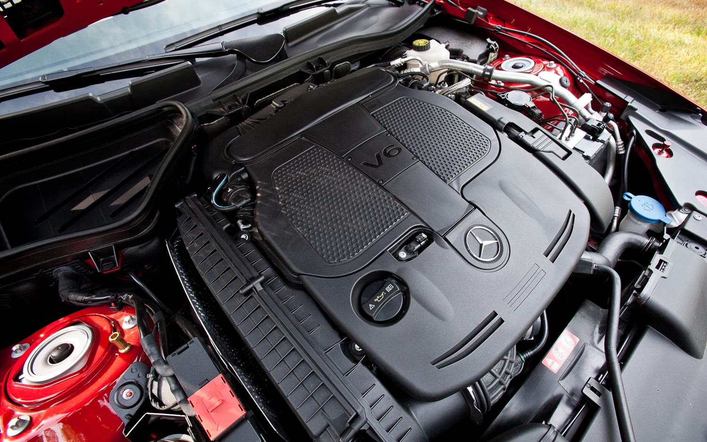 2012 Mercedes-Benz SLK350 - Editor's Notebook - Automobile