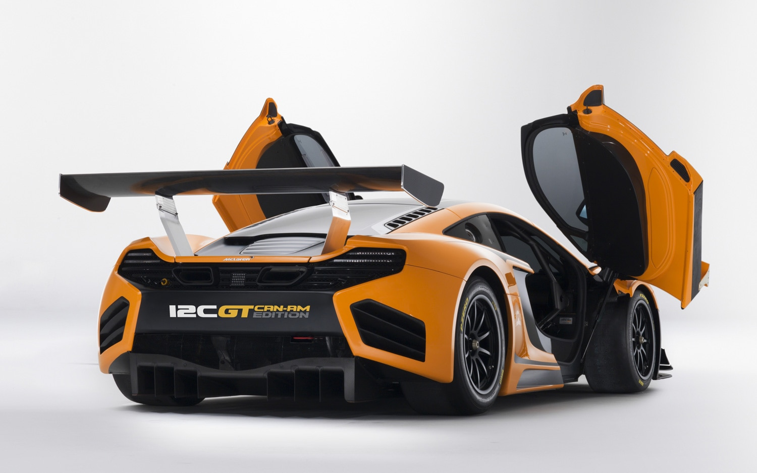 McLaren 12C GT Can-Am To See Limited Production Run