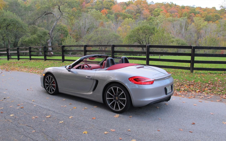 Driven 2013 Porsche Boxster S Automobile Magazine