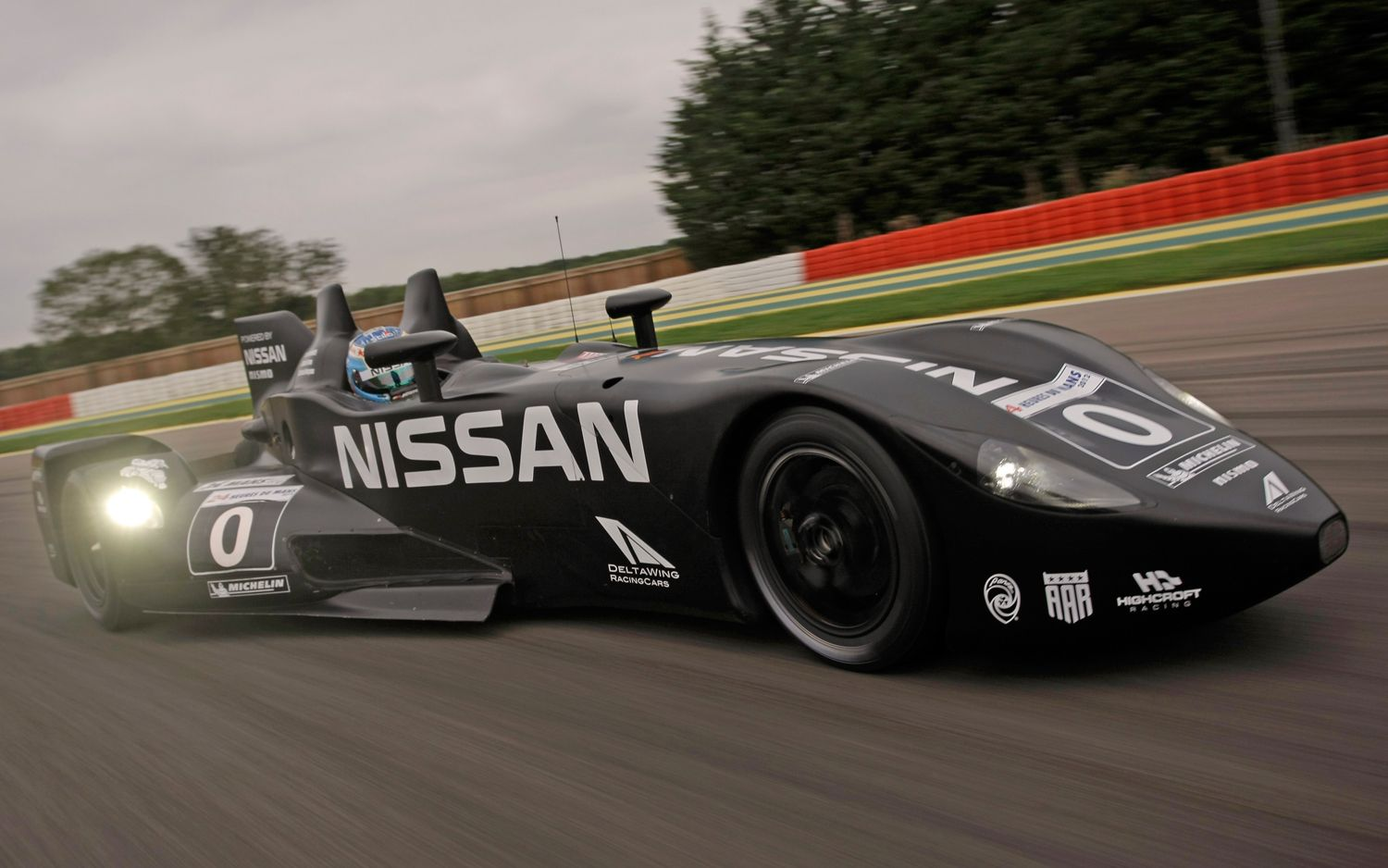 Nissan Deltawing Front Right Side View1