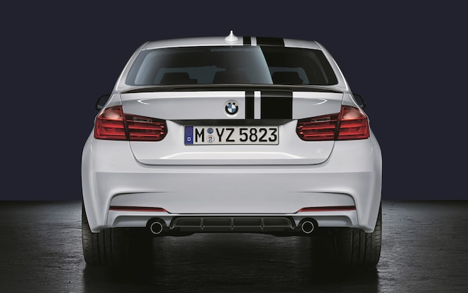 New Accessories Added To M Performance Parts Line For Bmw 3 5 Series