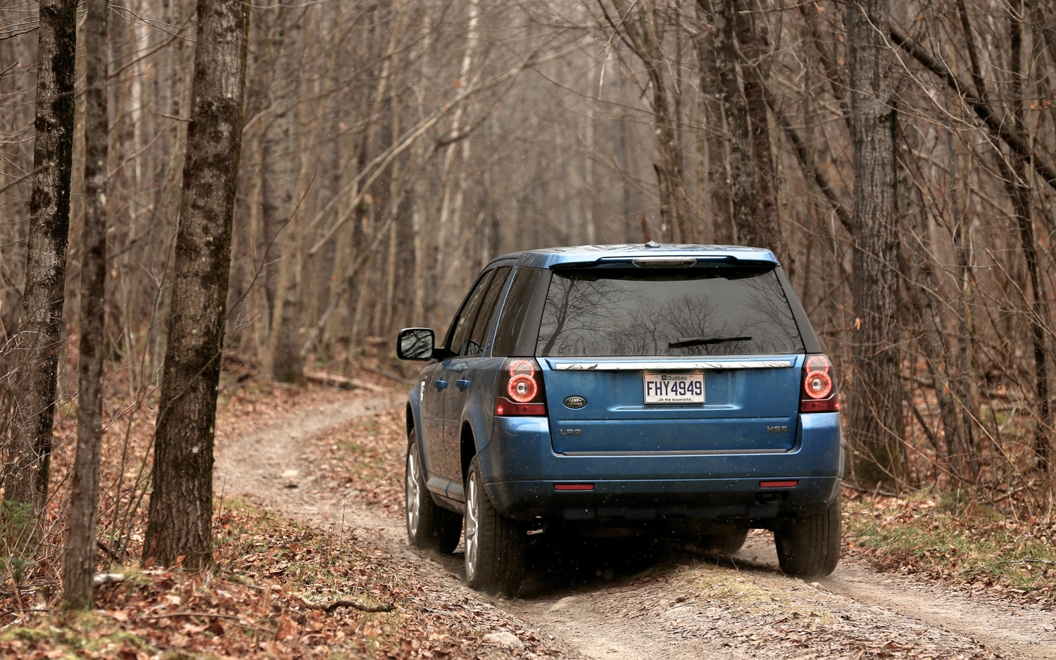 First Drive: 2013 Land Rover LR2 - Automobile Magazine