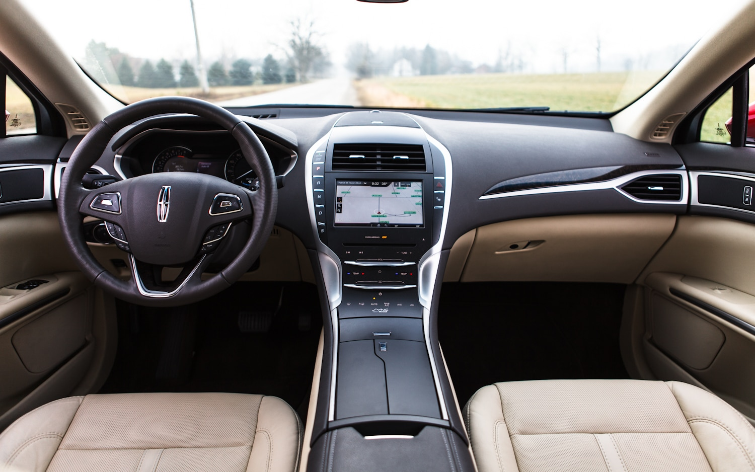 First Drive 2013 Lincoln Mkz 3 7 Awd Automobile Magazine