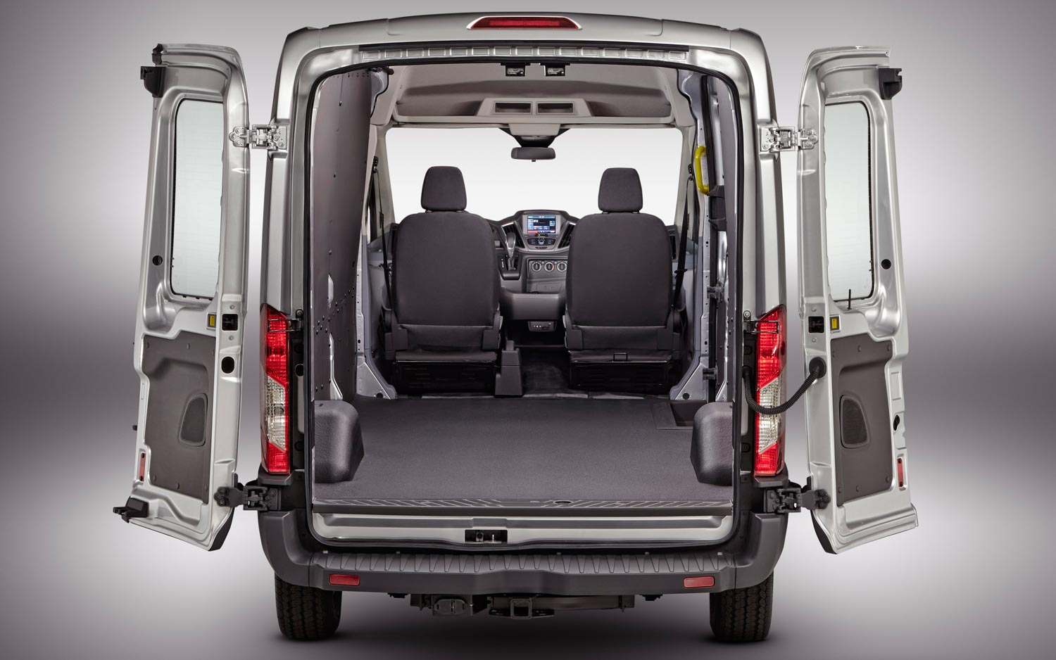 2014 Ford Transit: U S  Models Gain Three Engines, Two
