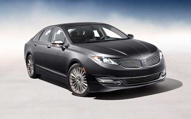 The Lincoln Motor Company Is No Lexus Automobile Magazine