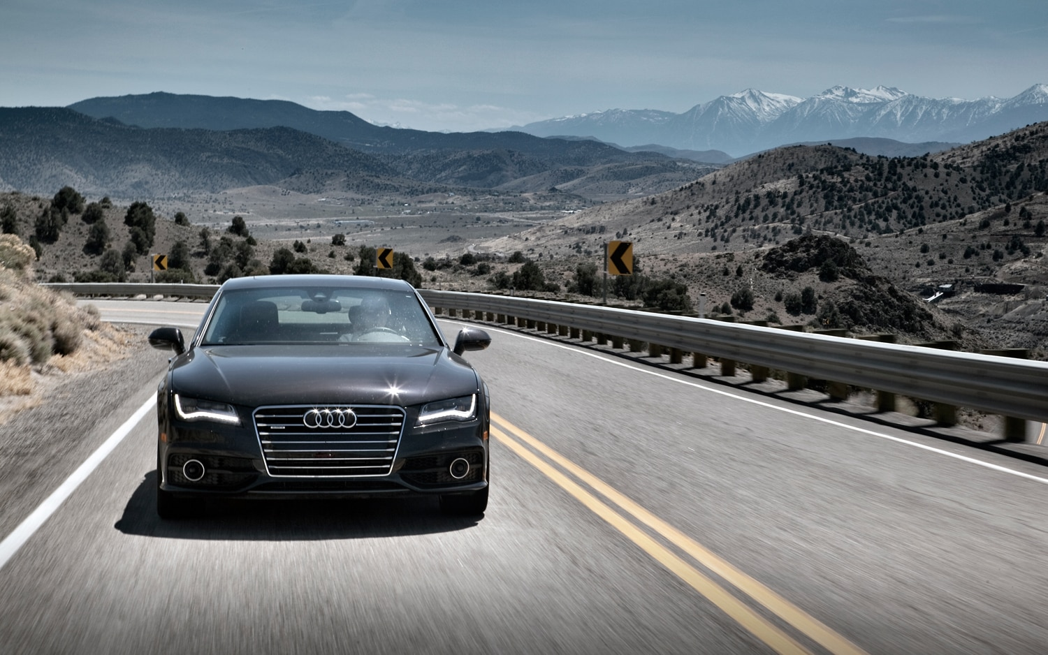 2012 Audi A7 Four Seasons Wrap Up Automobile Magazine