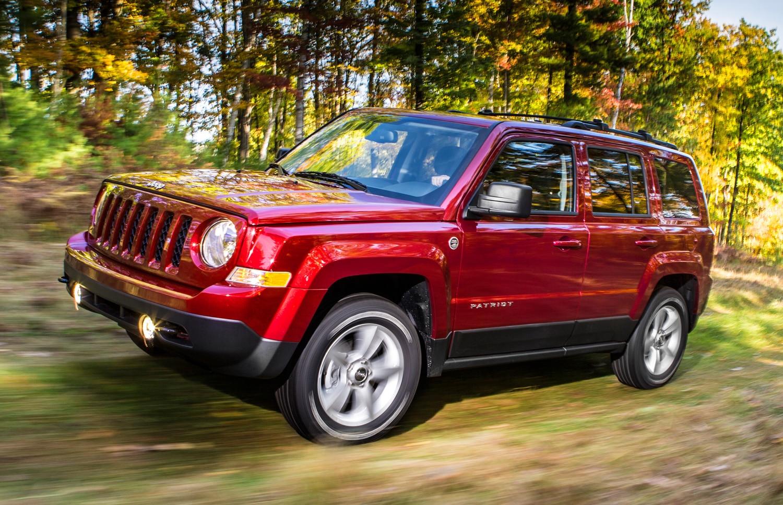 Detroit 2013 2014 Jeep Compass Patriot Replace Cvt With