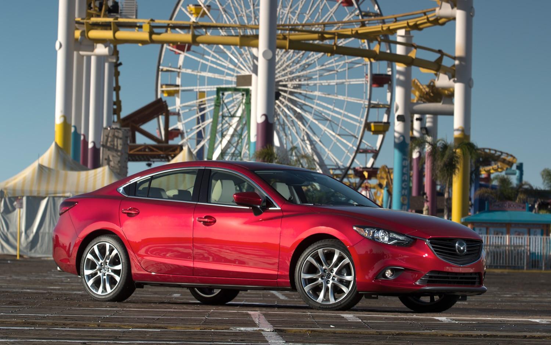 2014 Mazda 6 Profile 21