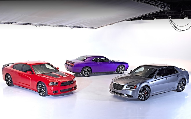 Chicago 2013: Chrysler's SRT Rolls Out New Super Bee,