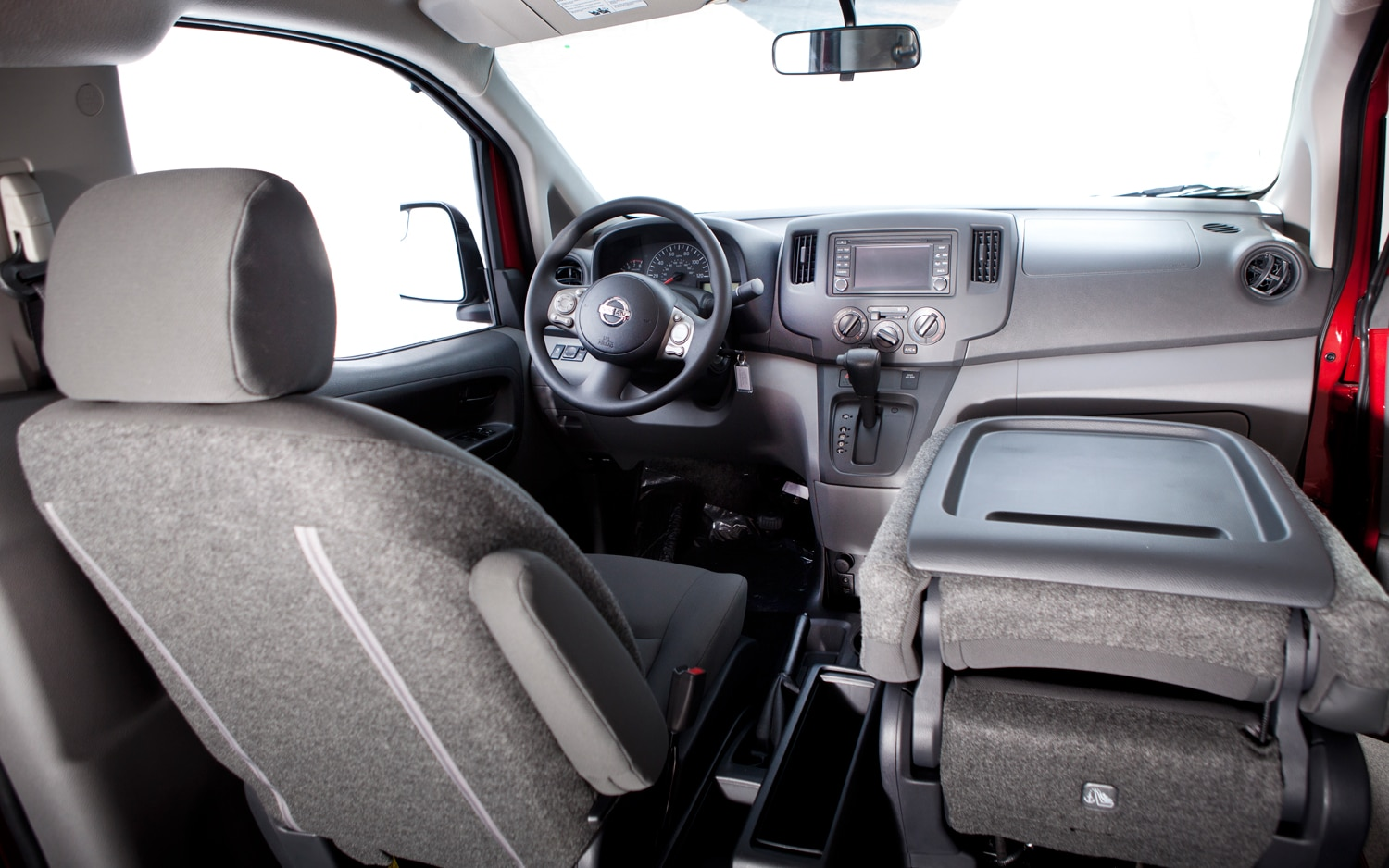 2013 Nissan Nv200 First Look Automobile Magazine