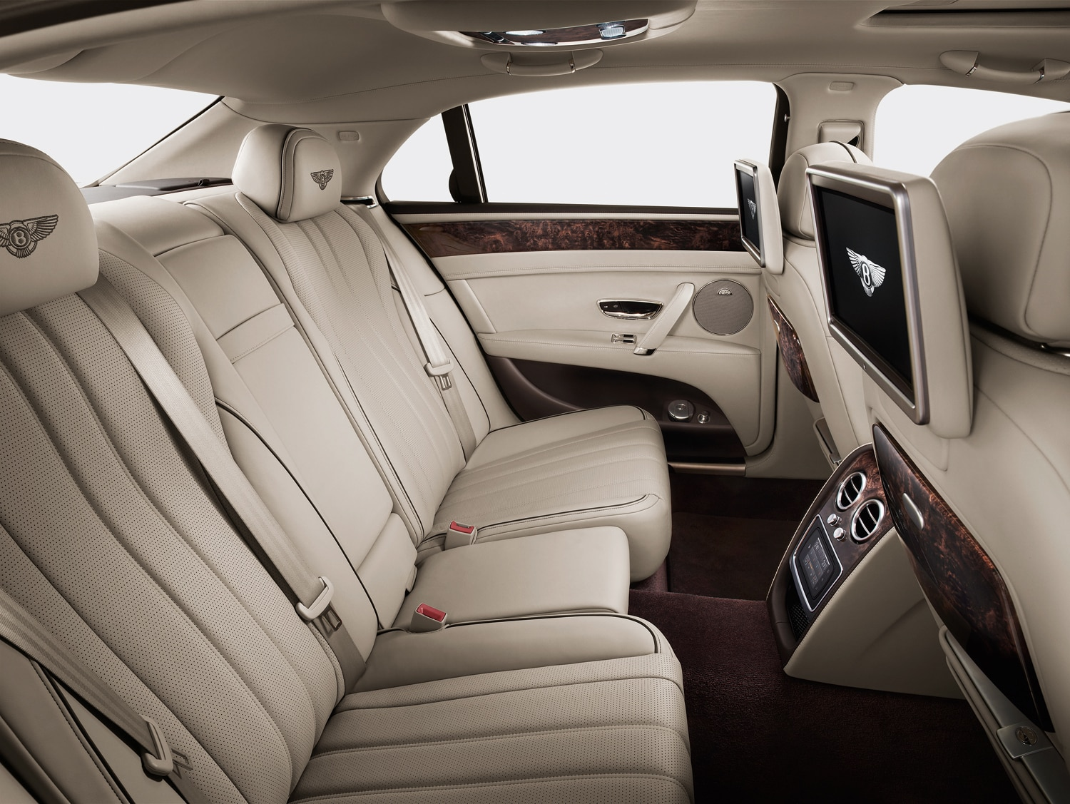 First Look: 2014 Bentley Flying Spur - Automobile Magazine