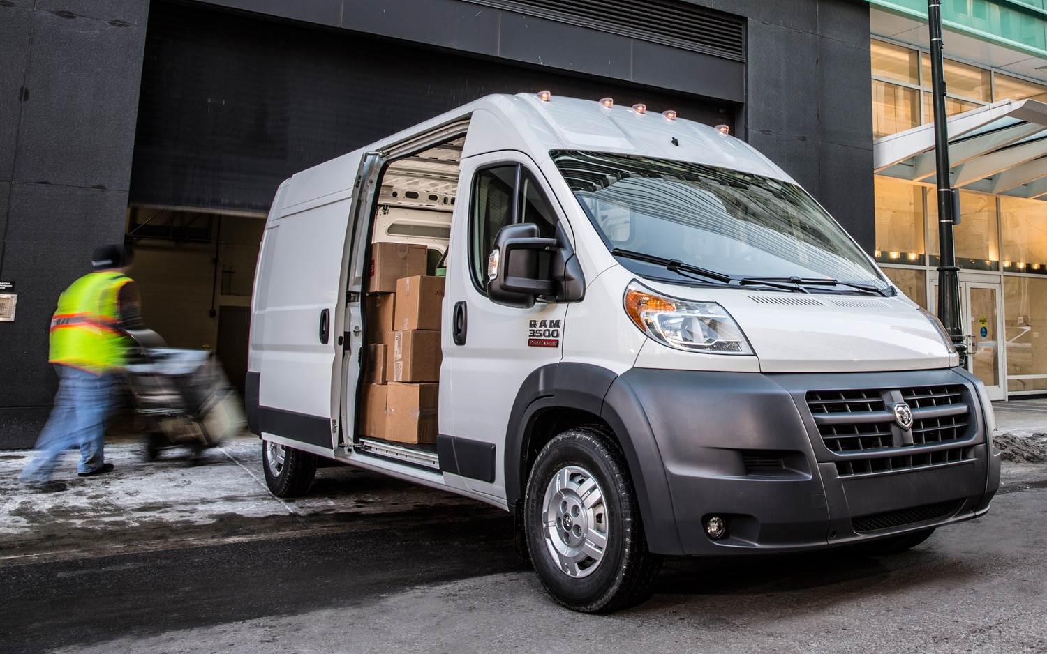 2013 Ram Promaster First Look Automobile Magazine