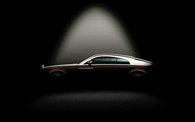 2014 Rolls Royce Wraith Profile Teaser Lightened1