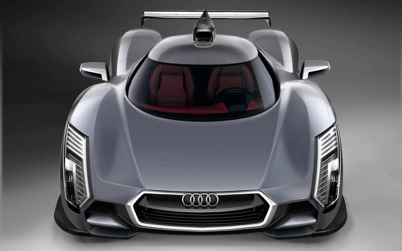 Audi R20 Front View1