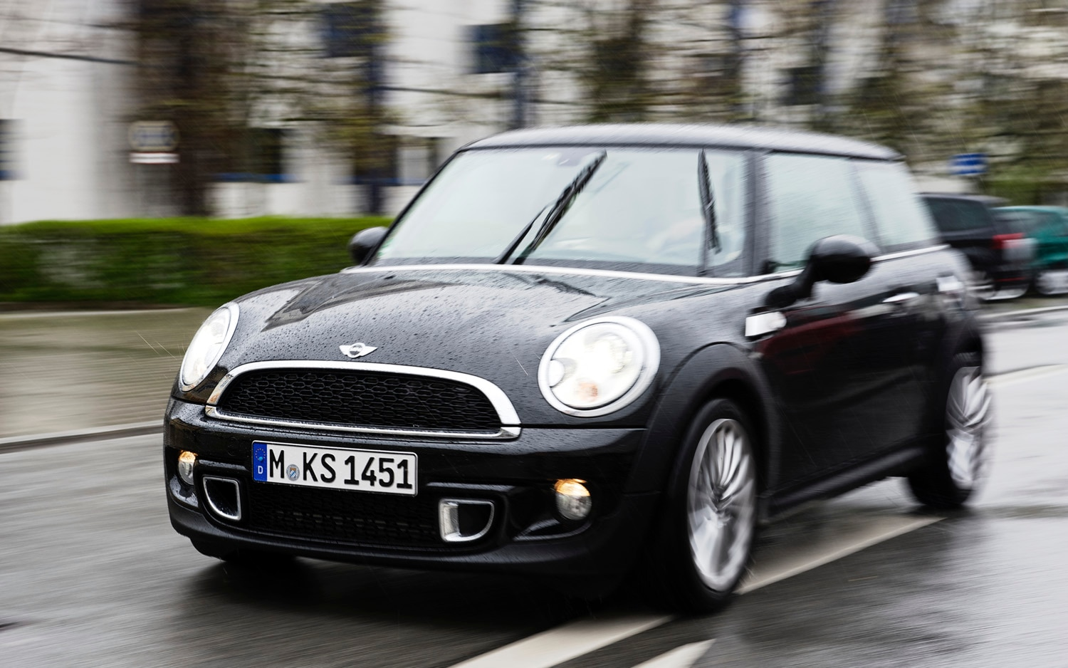 Mini Inspired By Goodwood Automobile Magazine