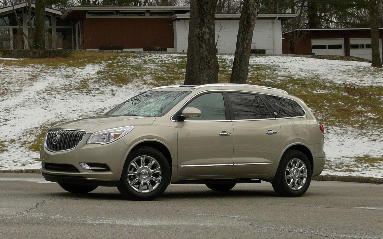 Driven: 2013 Buick Enclave