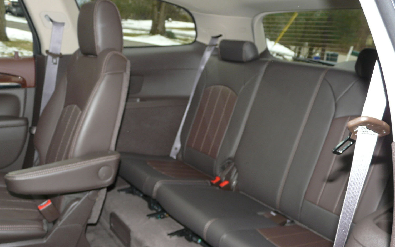 Buick Enclave Seating Capacity >> Driven 2013 Buick Enclave Automobile Magazine