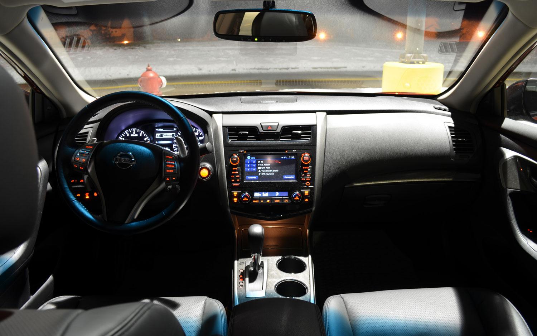 2013 Nissan Altima 3.5 SL - Four Seasons Update - March 2013 ...