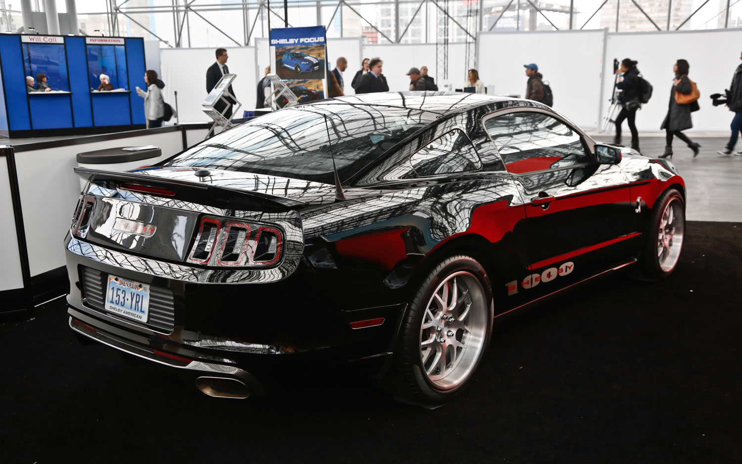 2013 Shelby 1000 S/C Will Debut in New York with 1200 HP