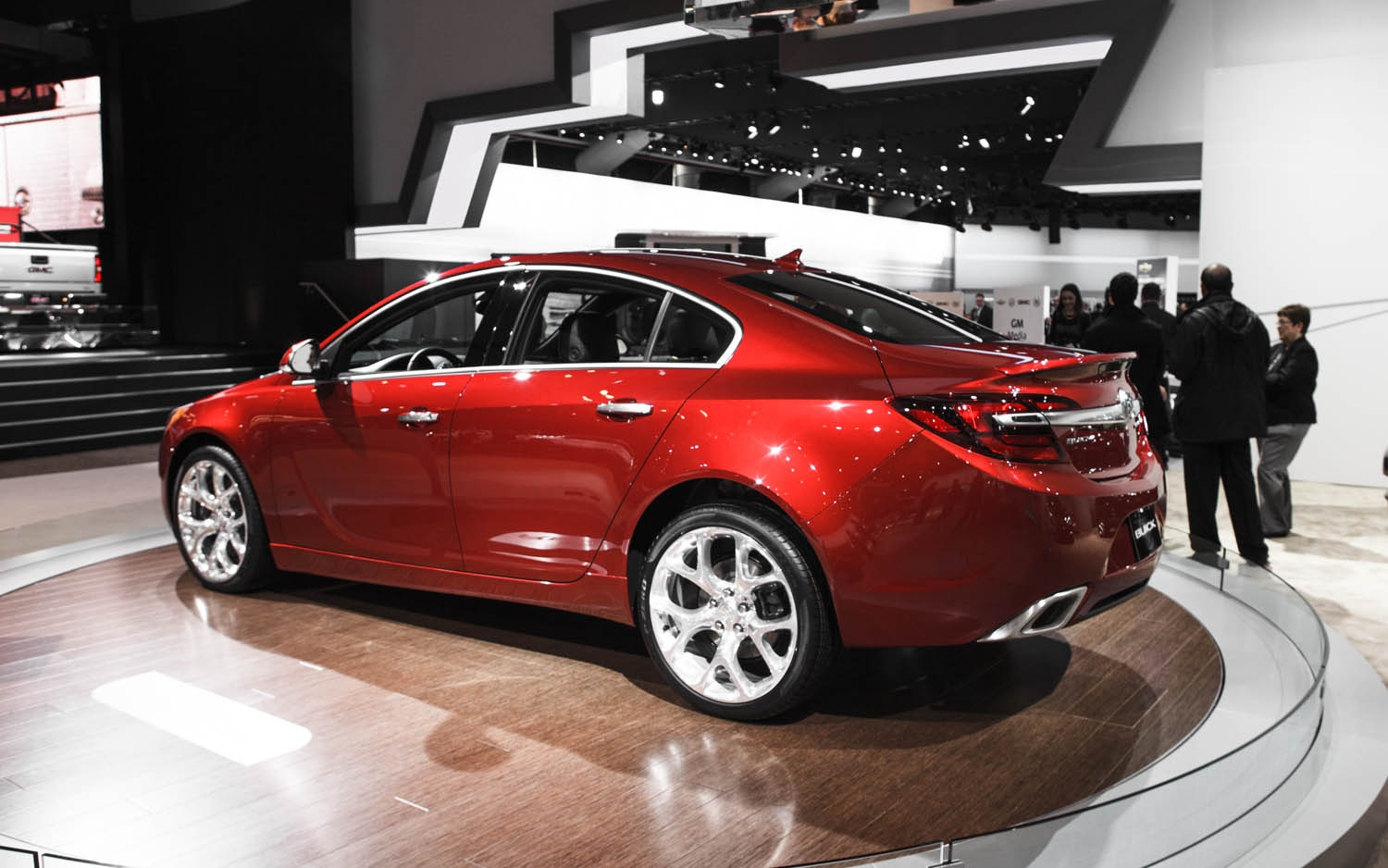 2014 Buick Regal First Look - Automobile Magazine