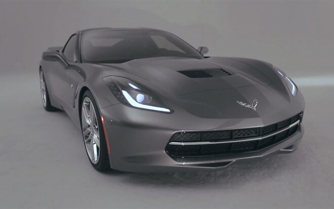 Feature Flick Corvette Design History From C1 To C7