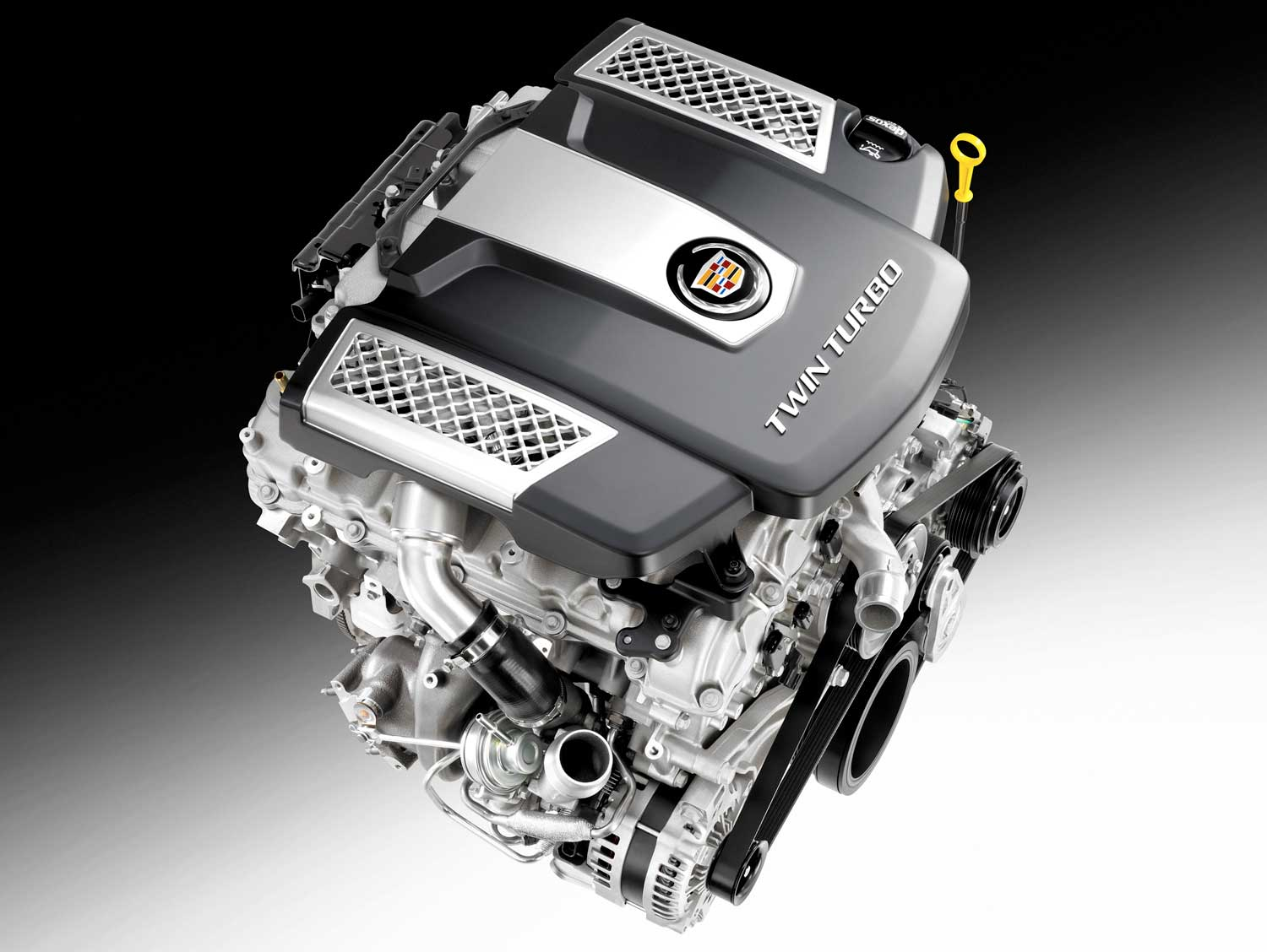 cadillac adds twin turbo v 6 to new cts rh automobilemag com