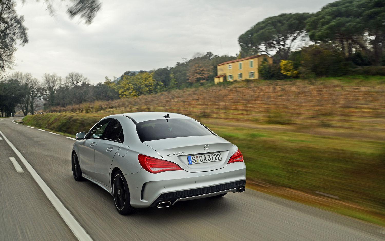 First Drive: 2014 Mercedes-Benz CLA250 - Automobile Magazine