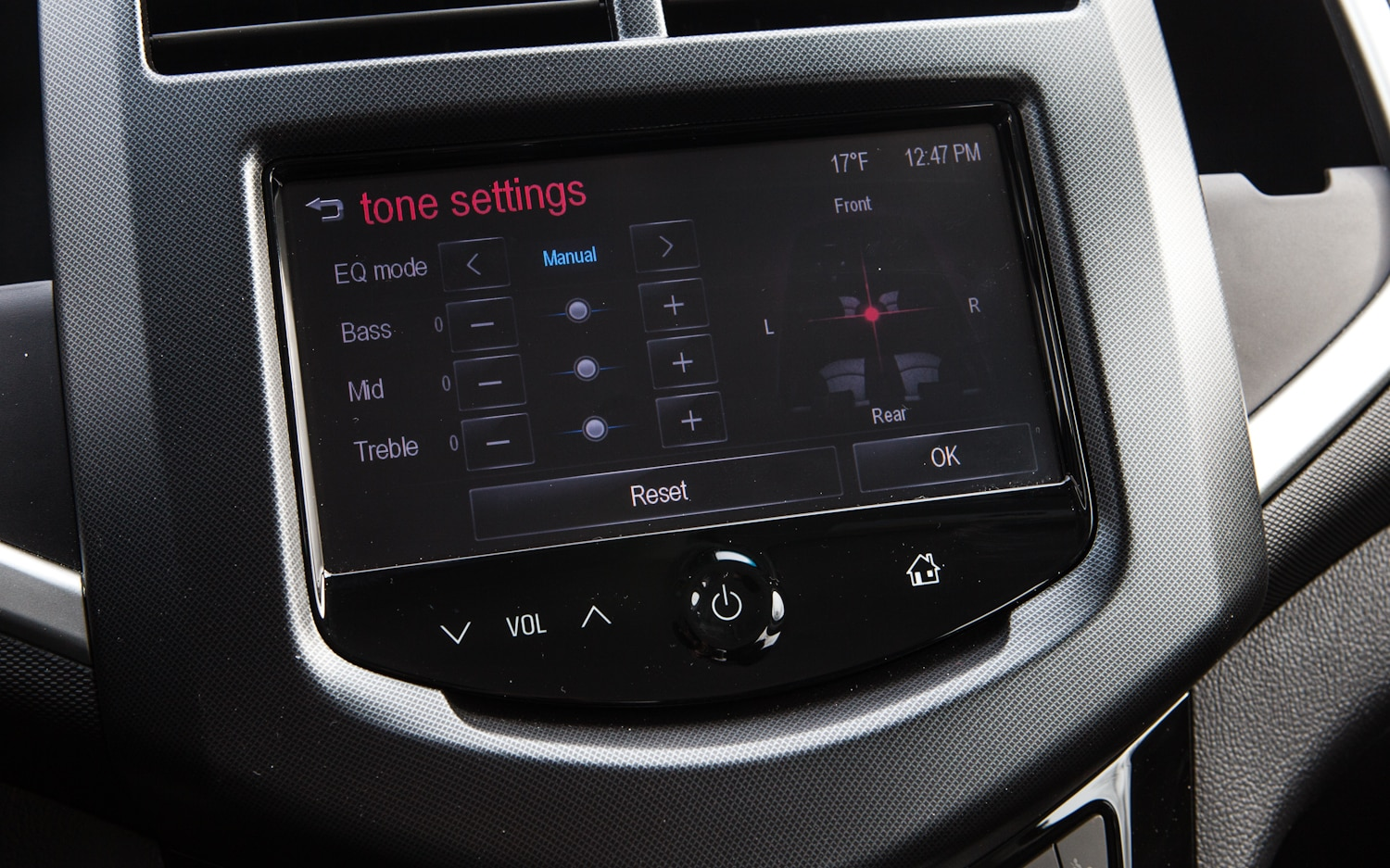That's Infotainment: GM MyLink In Chevrolet Spark, Sonic