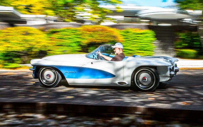 La Salle II Roadster Left Side View1