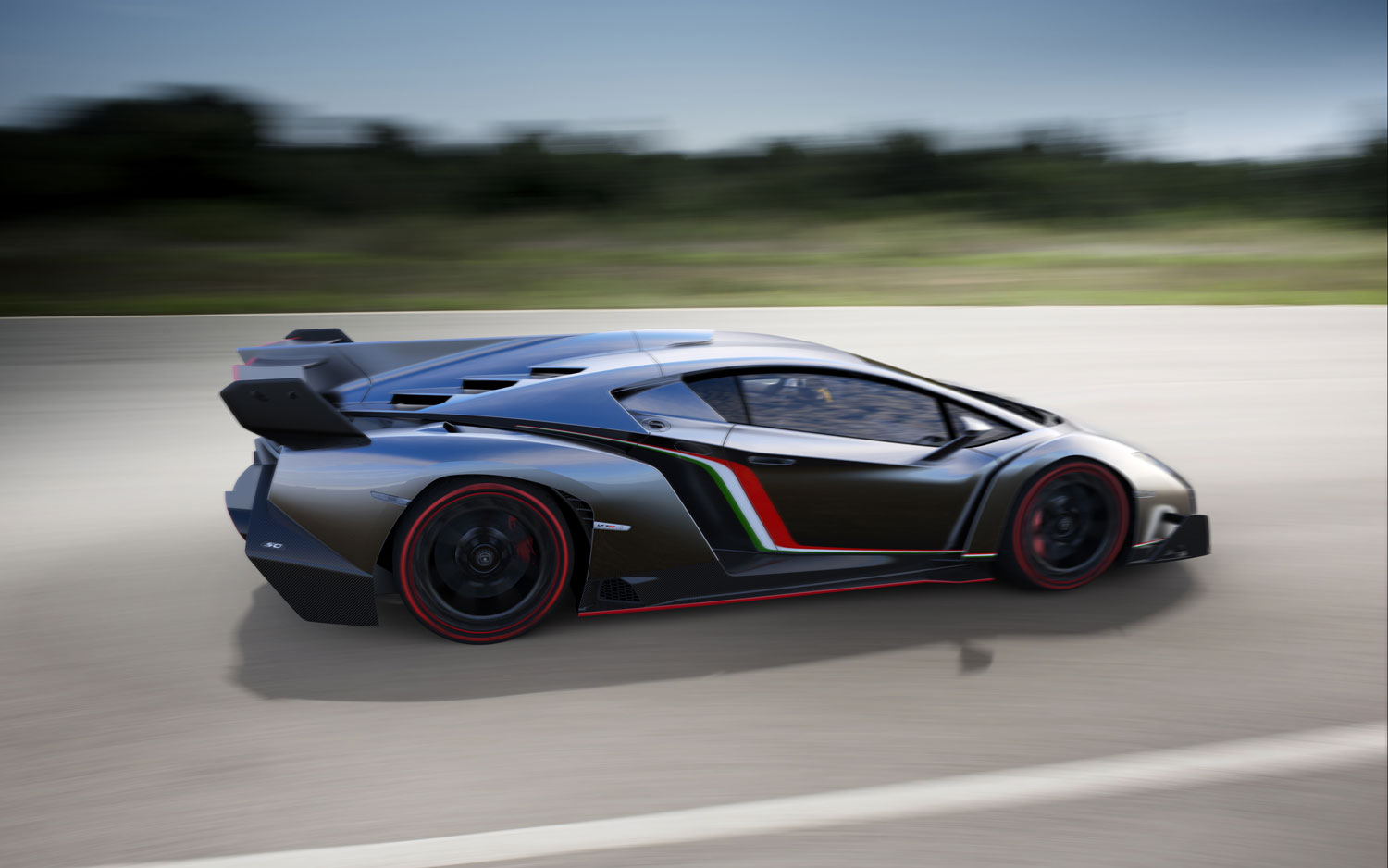 Hyper Rare Lamborghini Veneno Up For Sale For 11 1 Million
