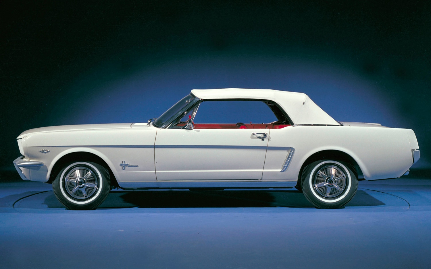 Image result for the debut of the 1964 ford mustang