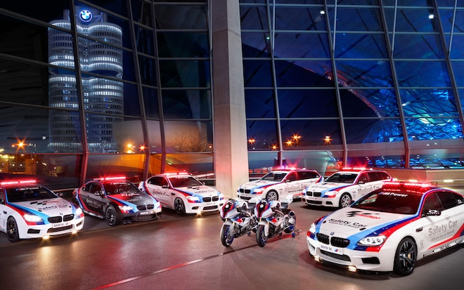 Bmw M6 Gran Coupe Is Motogps Latest Safety Car