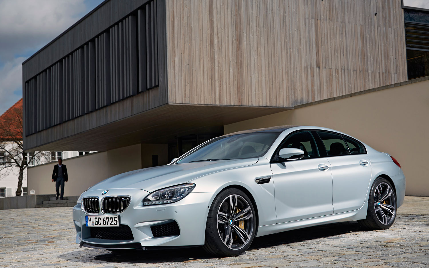 Coupe Series bmw gran coupe m6 2014 BMW M6 Gran Coupe First Drive - Automobile Magazine