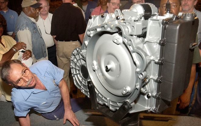 Ford GM Six Speed Automatic Transmission