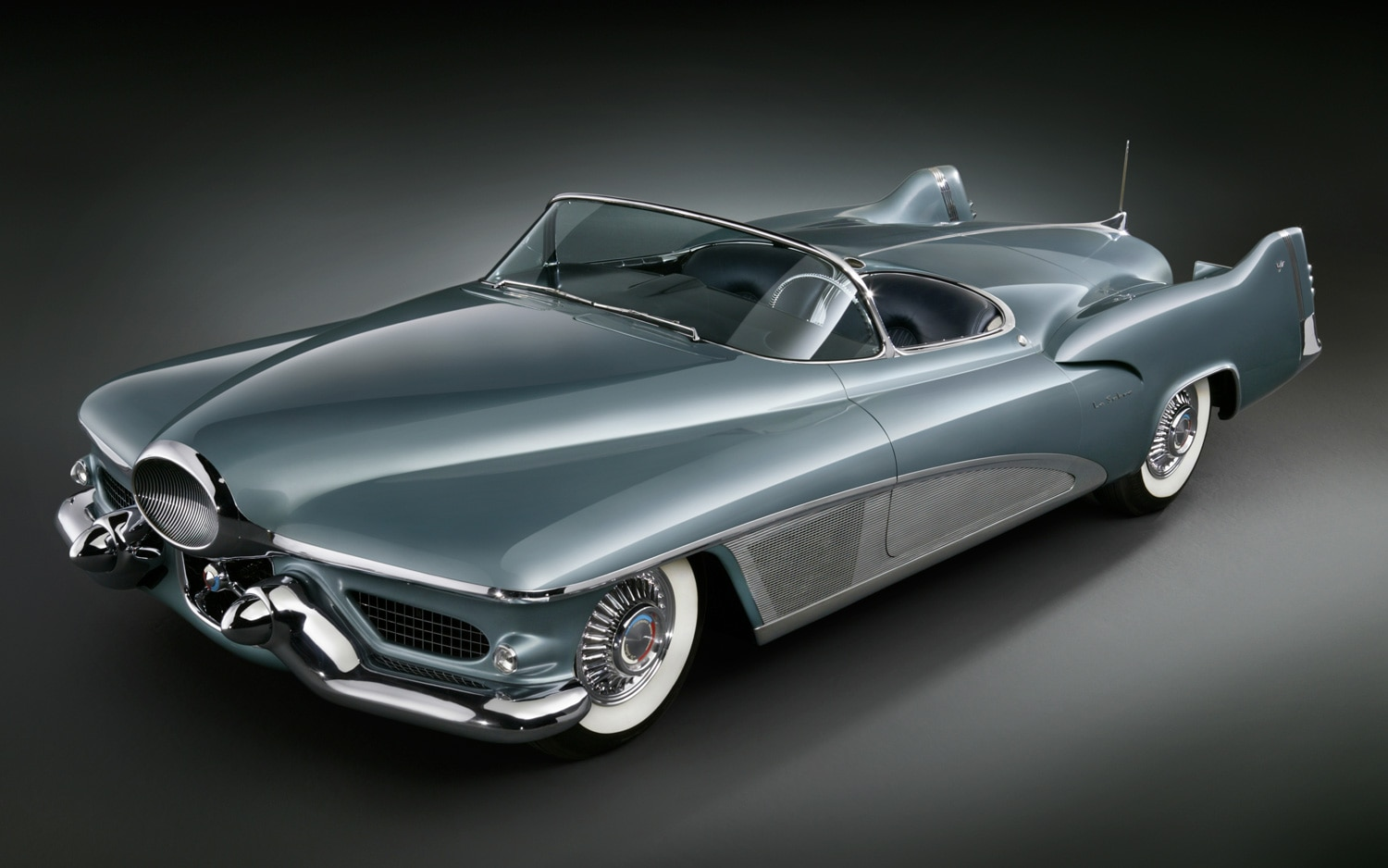 The Eleven Best Buicks Of Past 110 Years 1951 Buick Riviera Convertible Show More
