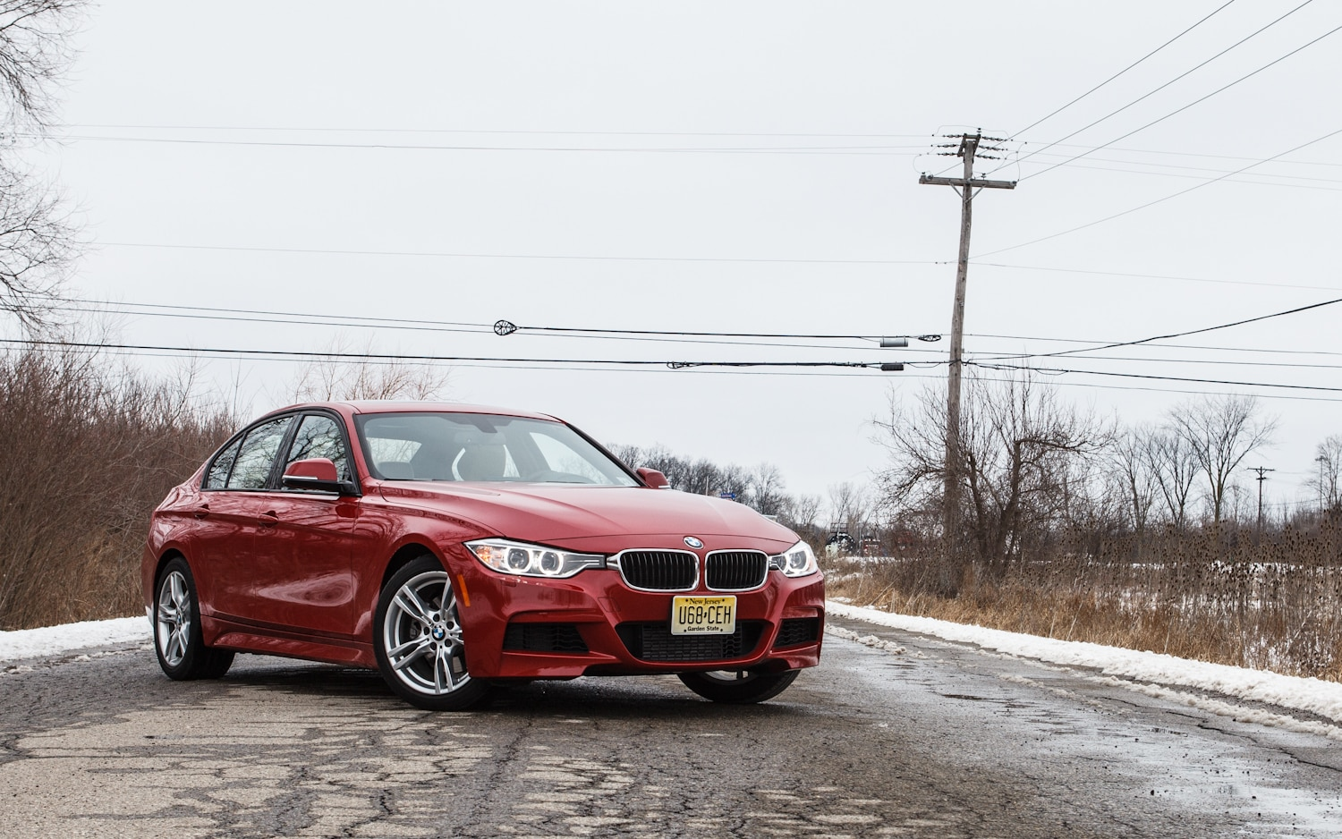 2013 BMW 328i Sport Automatic Front Right View 11