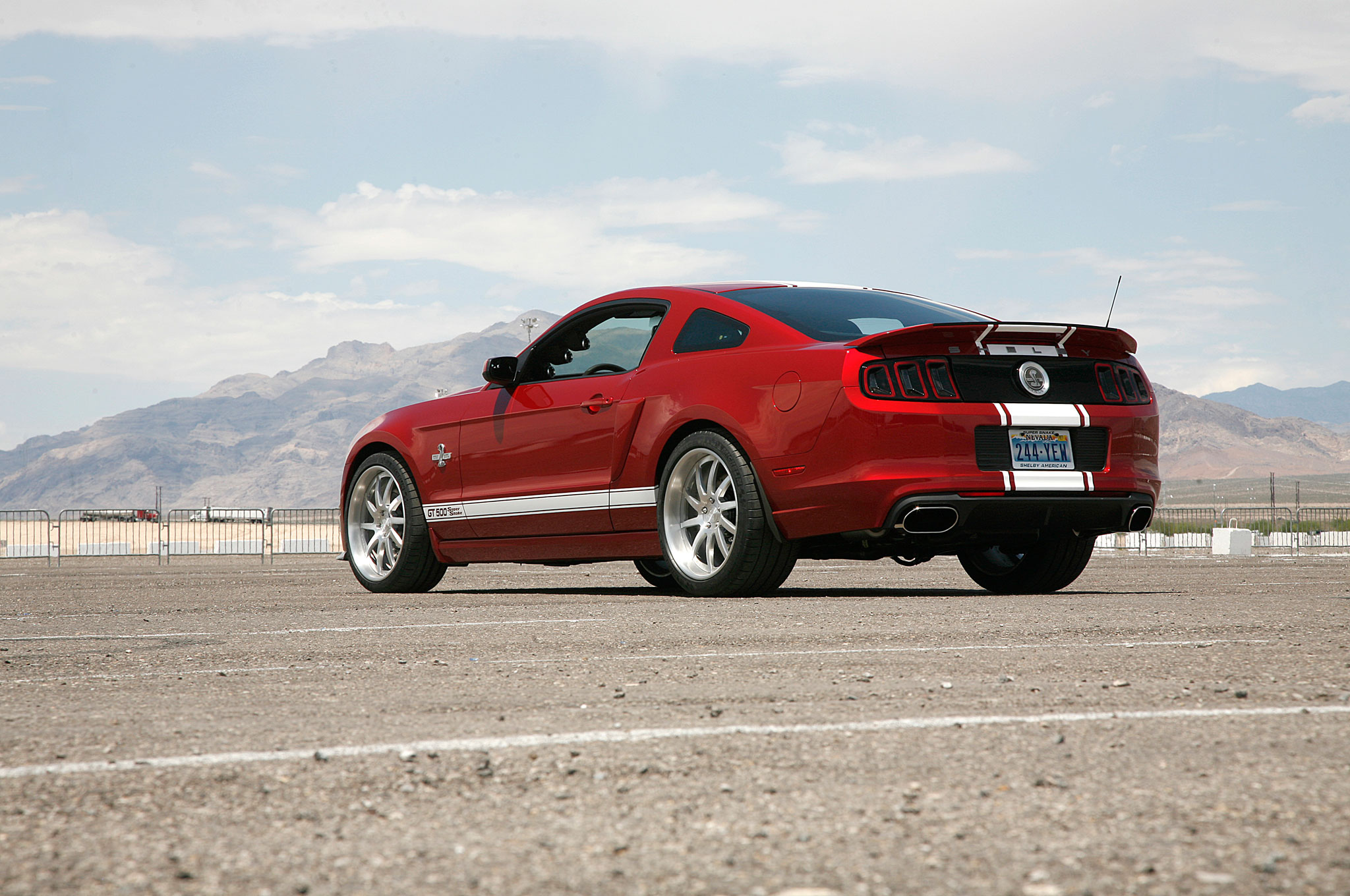 2013 Shelby Gt500 Super Snake First Drive Automobile Magazine