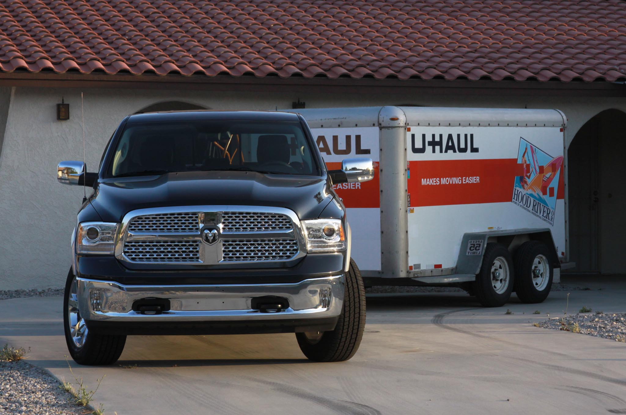 How Much Can A Ram 1500 Tow >> 2013 Ram 1500 Tow Test Automobile Magazine