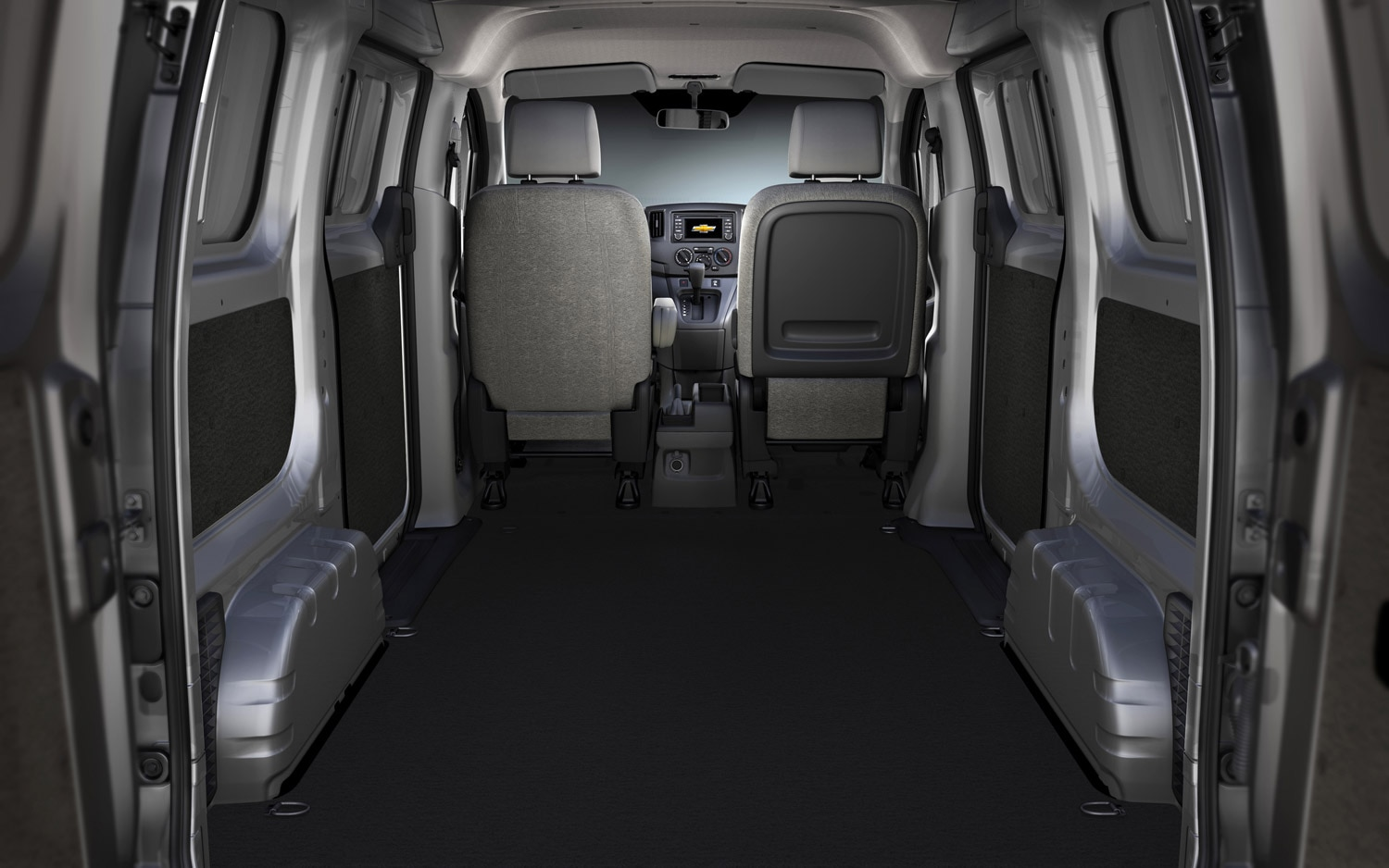 Chevrolet To Sell Small Cargo Van Based On Nissan Nv200 Photo Gallery