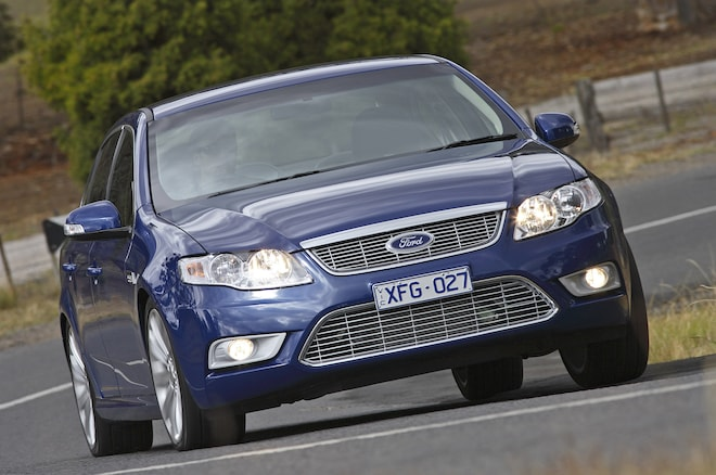 Ford G Series Falcon Front1