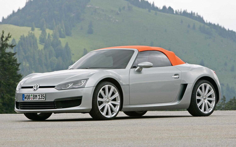 Porsche 356 Outlaw >> Volkswagen BlueSport: The On-Off Sports Car